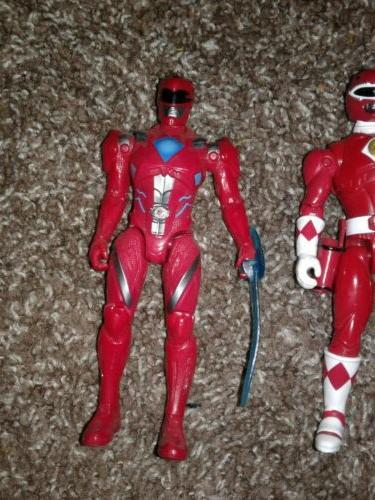 Power Legacy Morphin 5-Inch Red Ranger Figure
