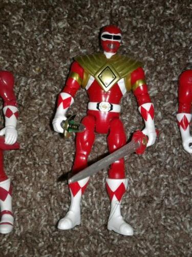 Power Rangers Morphin 5-Inch Ranger Figure