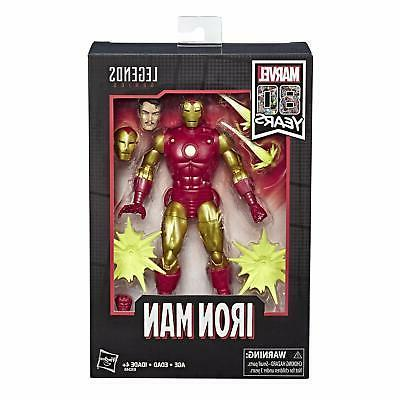 Marvel Legends Iron Man Figure