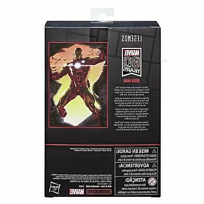 Marvel Legends Iron Man 6-Inch