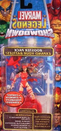 Marvel Legends Showdown Booster Pack with Super Poseable Act