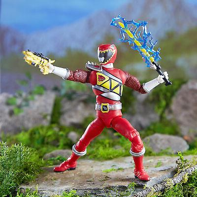 """Power Rangers Lightning Collection 6"""" Charge Ranger Figure"""