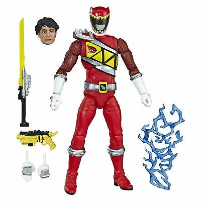 lightning collection 6 dino charge red ranger
