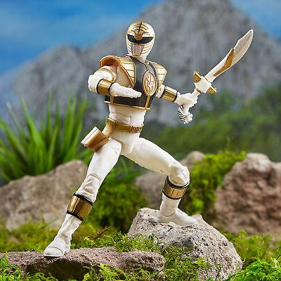 Power Rangers 6-Inch Mighty Morphin White Ranger Figure