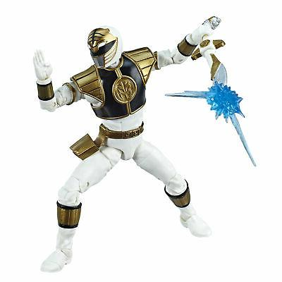 Power Lightning 6-Inch White Ranger