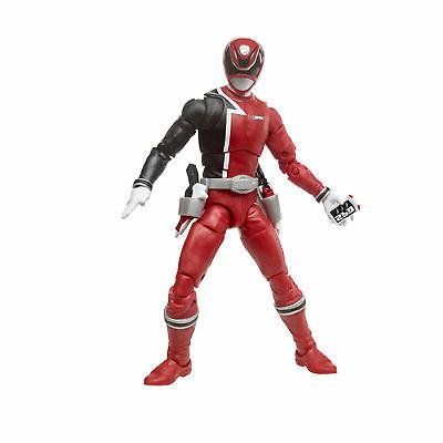 Power Rangers Lightning 6-Inch Red Ranger Collectible