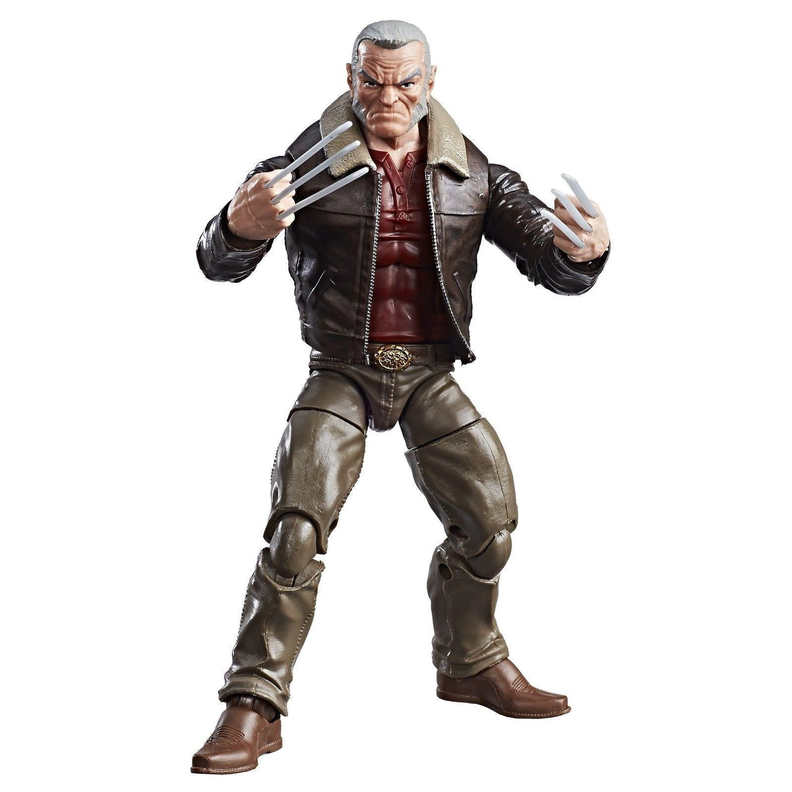 Logan Wolverine Marvel Legends Series X-Men Titus Wave actio