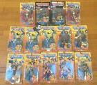 Lot Of 14 Vintage 1995  Galoob Ultra Force Prototype Prime G