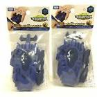 Lot of 2pcs Beyblade burst B-119 Bey LR launcher LR Blue Tak