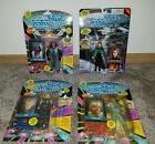 Lot of 4 Star Trek Action Figures The Next Generation Free S