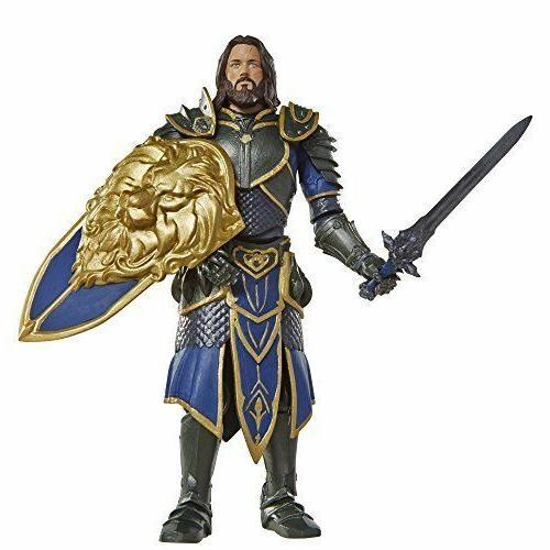 lothar 6 inch warrior action figure