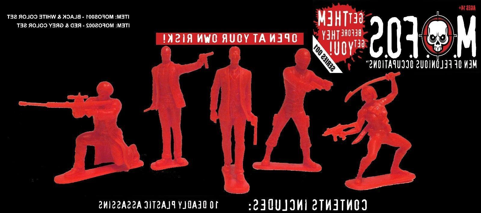 M.O.F.O.s Men Occupations men