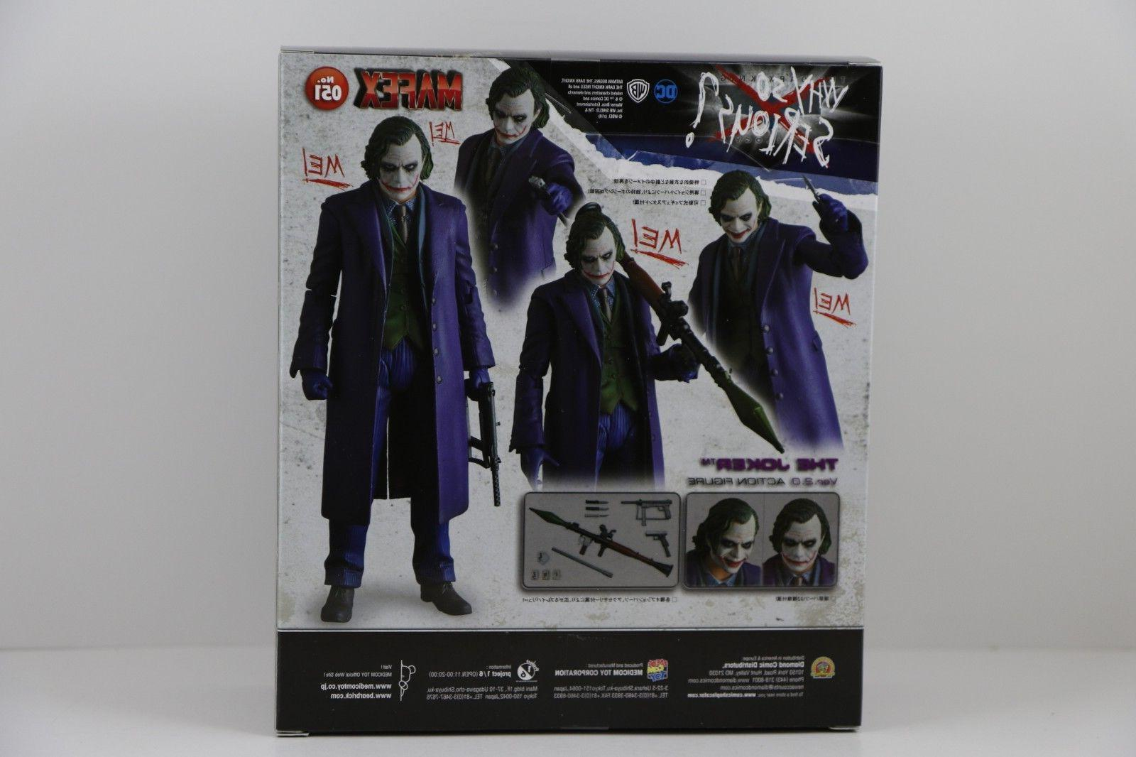 MAFEX Knight No. 051 2.0 Action