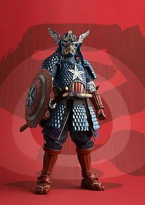 Bandai Manga Movie Realization Samurai Captain America Actio