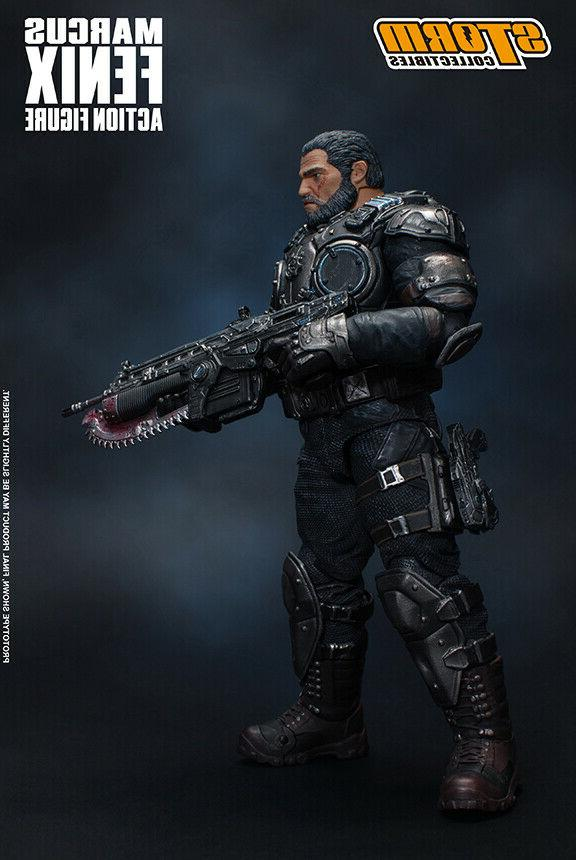 Storm Collectibles Gears Action STOCK