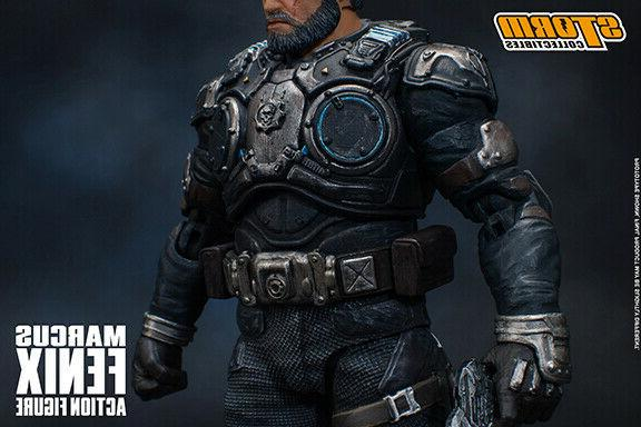 Storm Fenix Gears War Action Figure