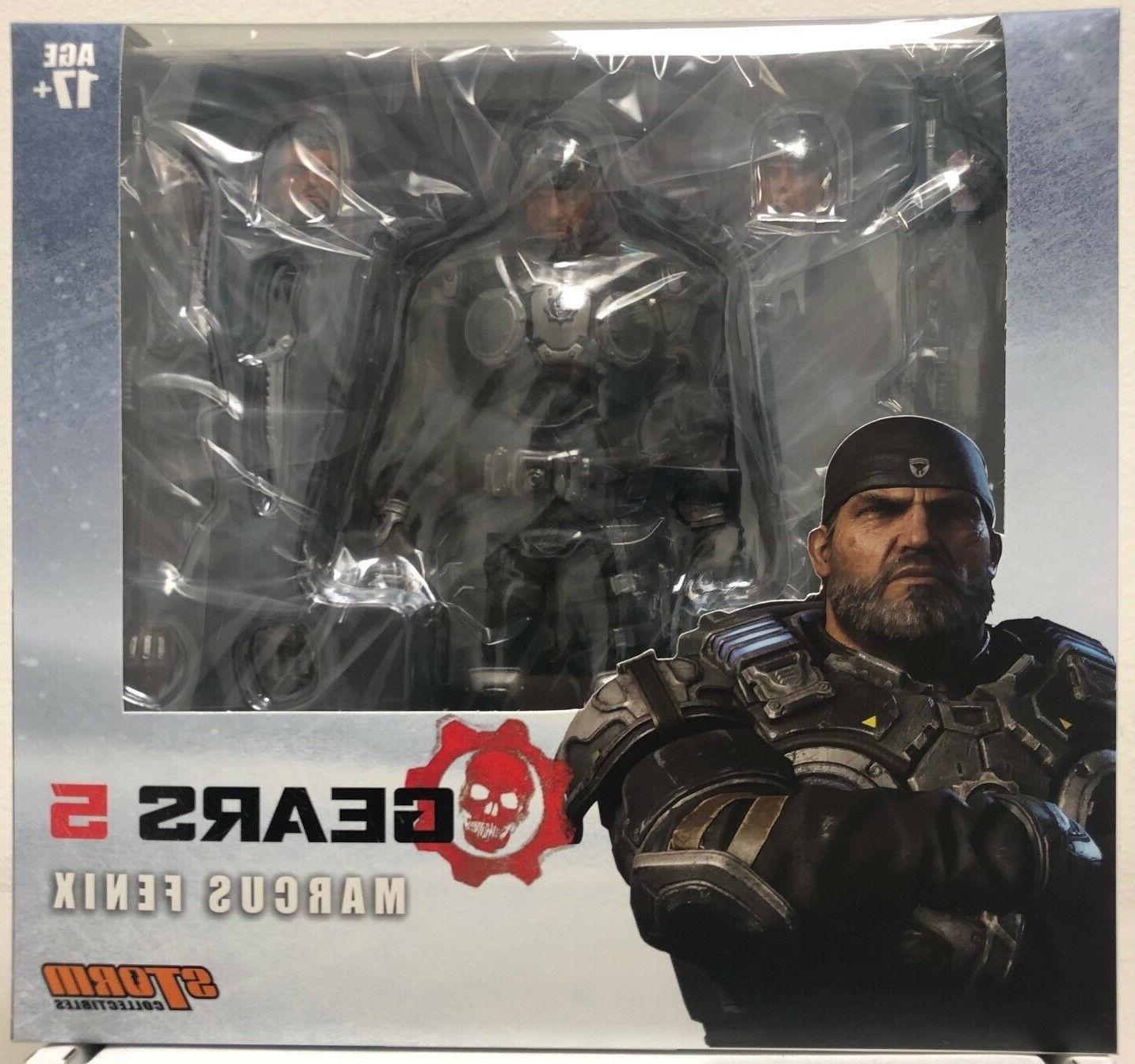marcus fenix gears of war 1 12