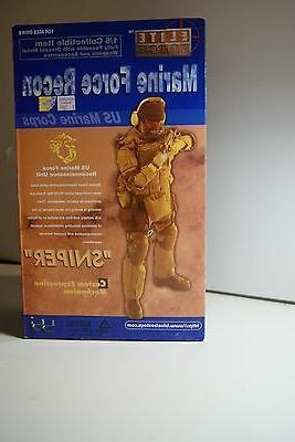 Elite Force Recon Sniper 12 Box Set