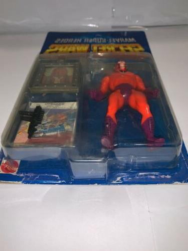 Mattel | 1984 Secret Unpunched
