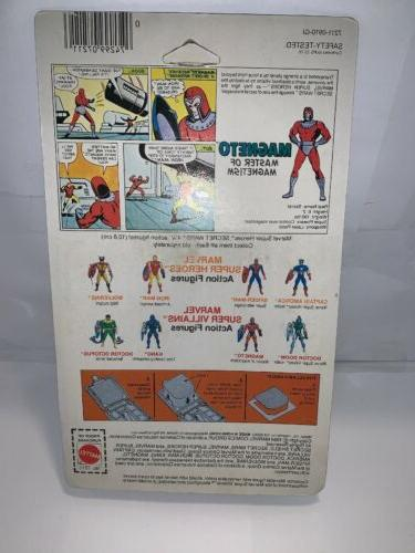 Mattel | Secret | Magneto Action Figure Unpunched