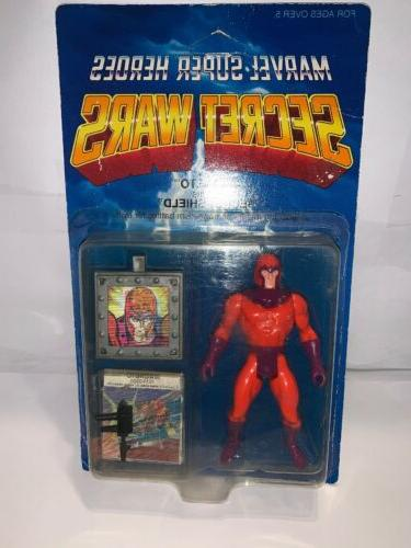 marvel 1984 secret wars magneto action figure