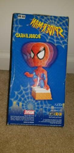 Marvel 2002 Toy Bobblehead Action NEW