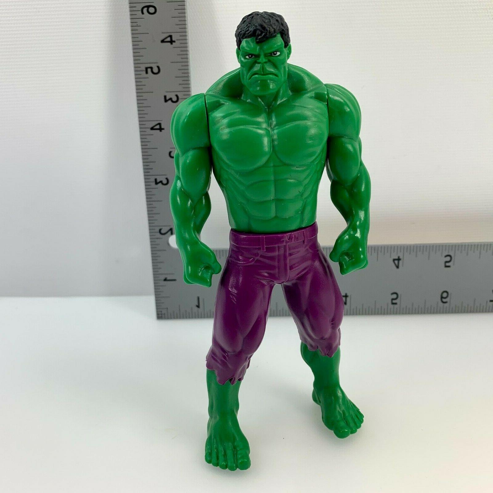 """Marvel Avengers All Star 6""""Action Figure Hulk"""