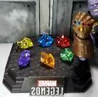 Marvel Avengers * CUSTOM INFINITY STONES * Full Set of  gems