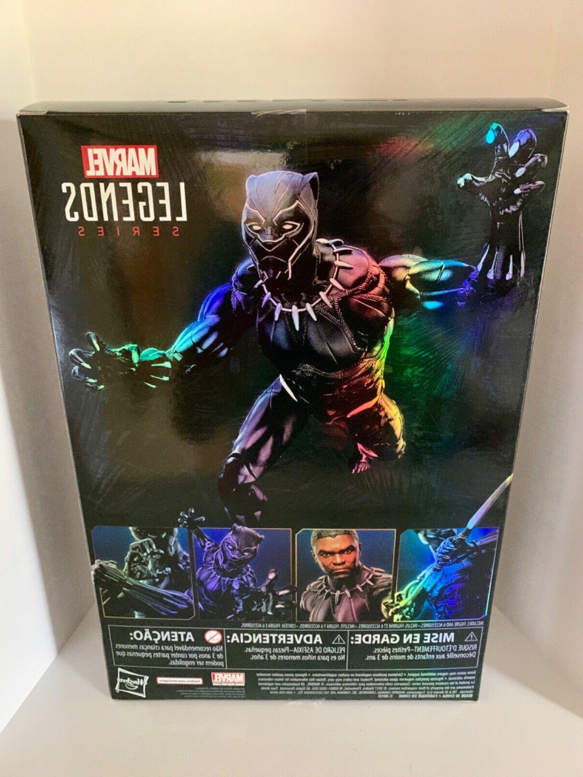 Marvel Panther Series DVD Chadwick Boseman