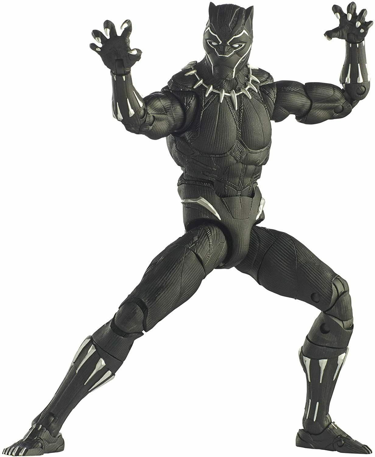Marvel Panther Series 12-inch Figure DVD