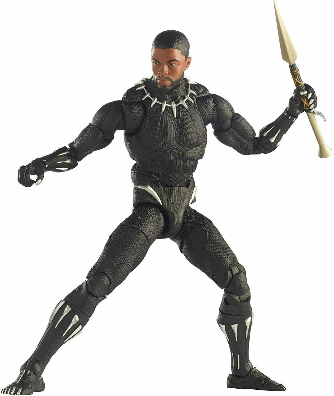 Marvel Black Panther Series 12-inch DVD