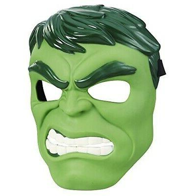 marvel hulk basic mask
