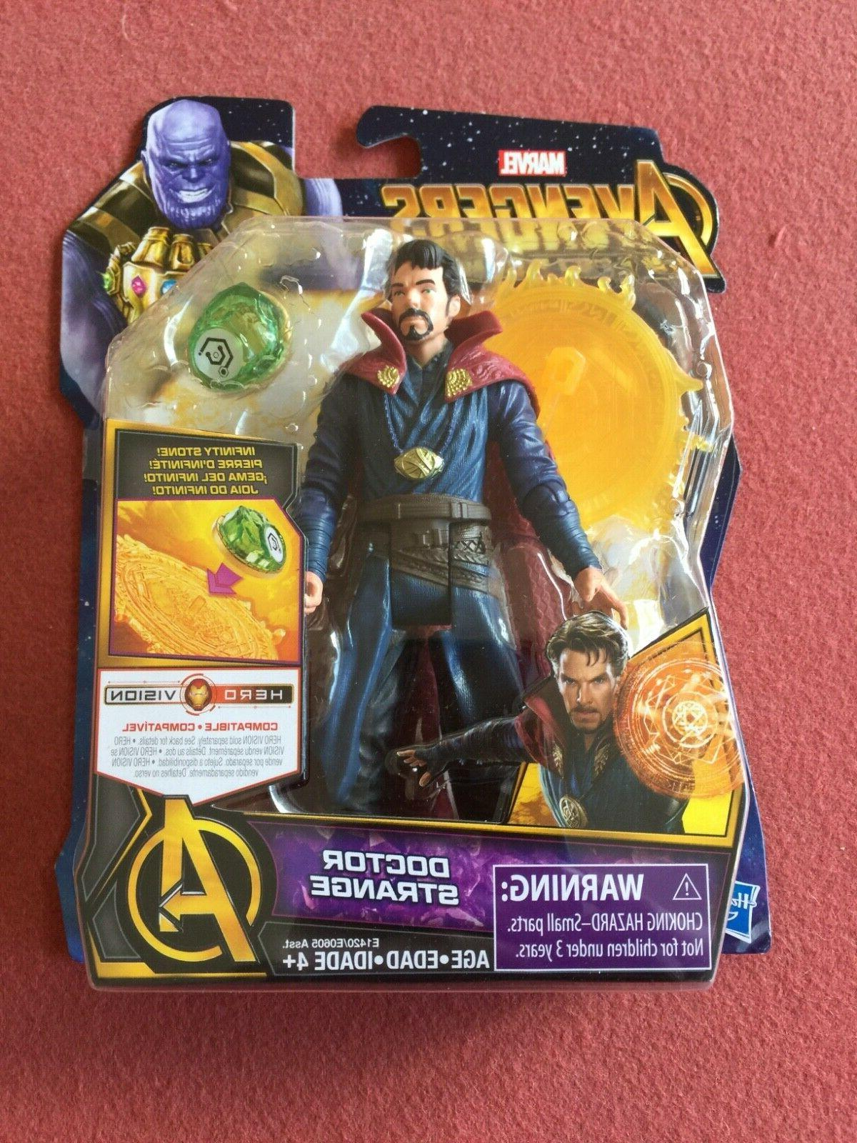 marvel infinity war doctor strange figure