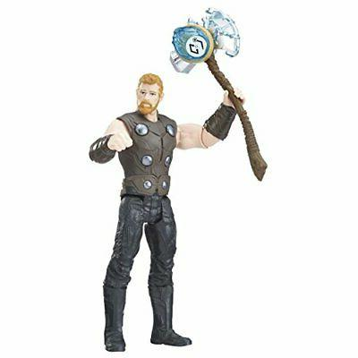 marvel infinity war thor with infinity stone