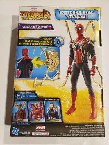 Marvel Avengers: War Titan Hero Iron Spider