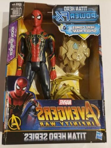 marvel infinity war titan hero power fx