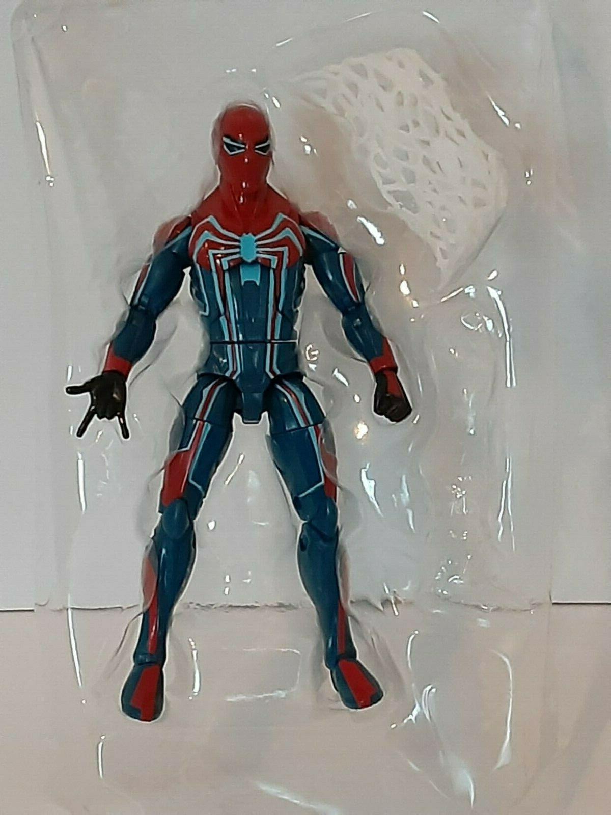 marvel legends demogoblin gamerverse velocity suit spider