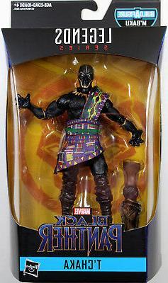 Marvel Legends ~ T'CHAKA  ACTION FIGURE ~ Black Panther Seri