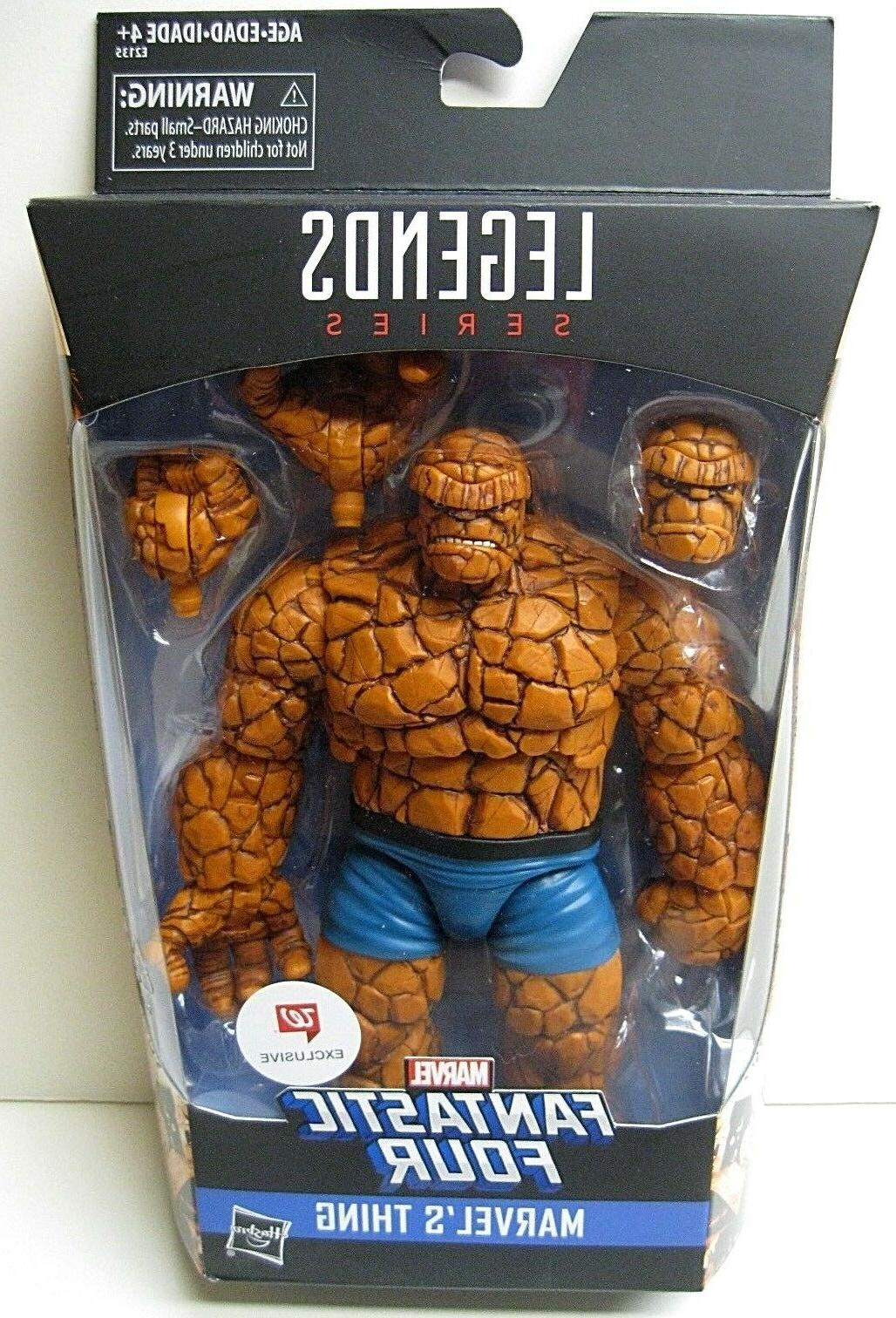 marvel legends the thing walgreens exclusive hasbro