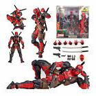 Marvel Legends X-men Deadpool Action Figure Revoltech Kaiyod