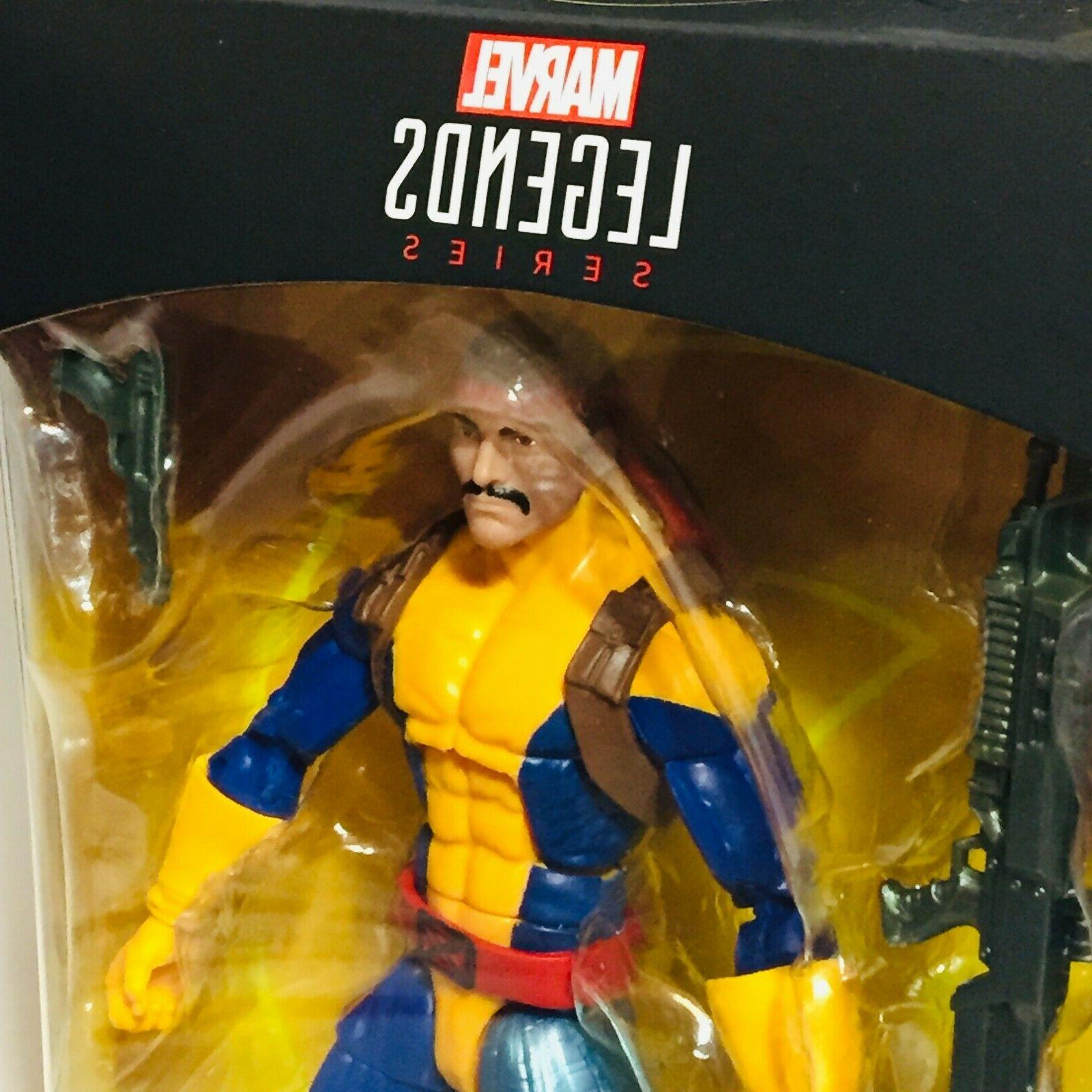 Marvel Legends X-MEN 6in Action BAF Caliban