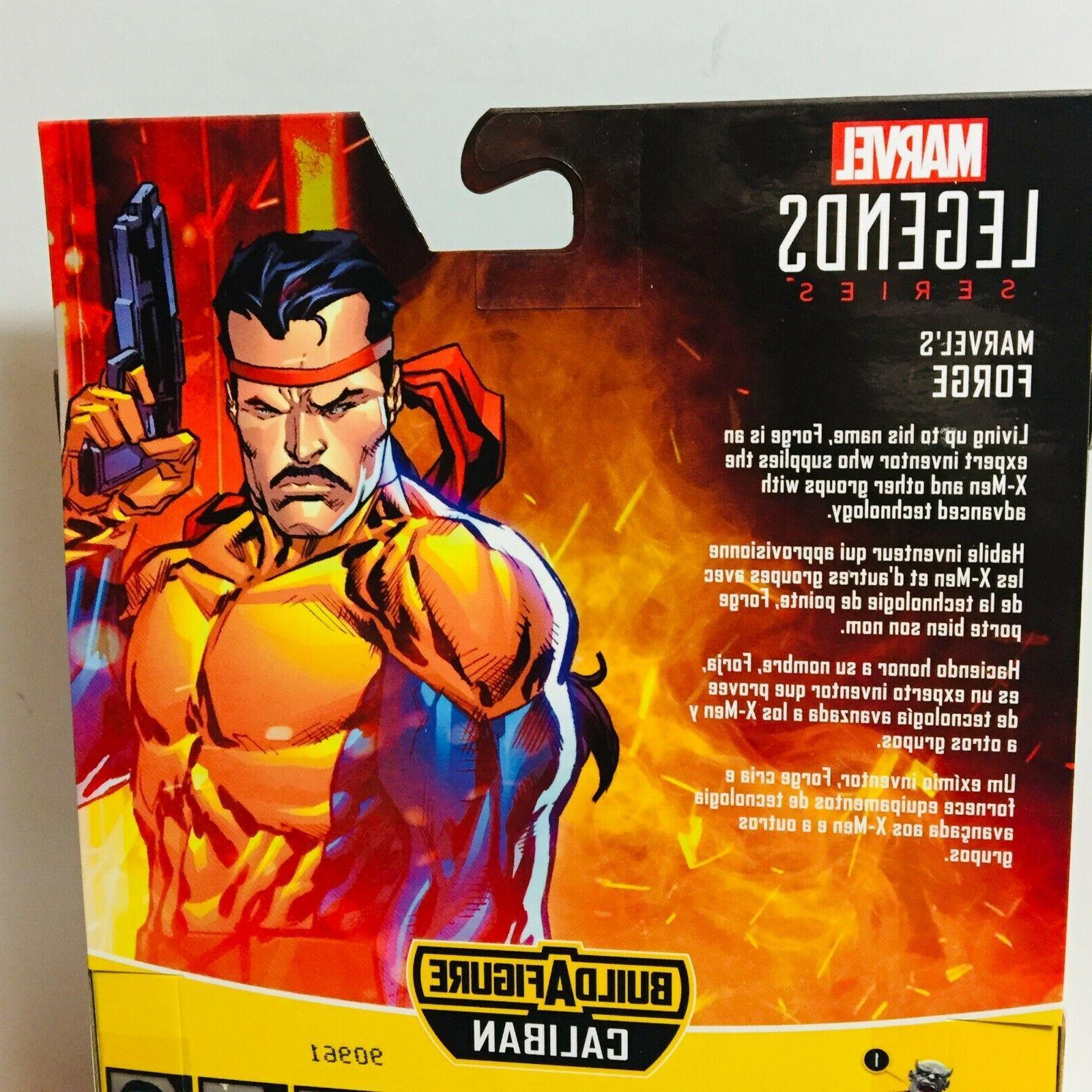 Marvel 6in Figure Caliban NEW