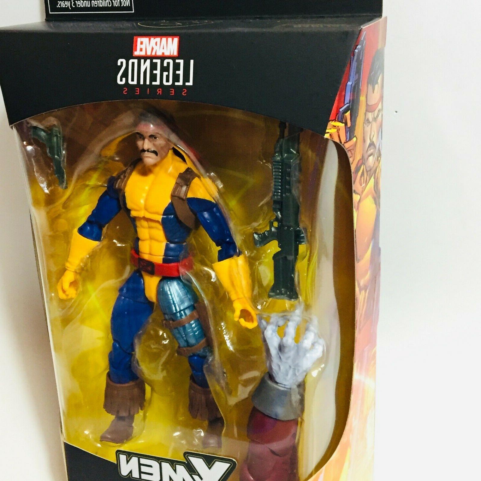 Marvel 6in Figure Caliban IN