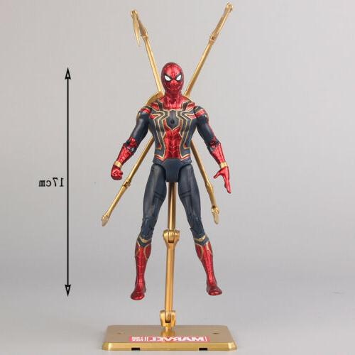 Marvel Spiderman Infinity War Spider-Man Figure