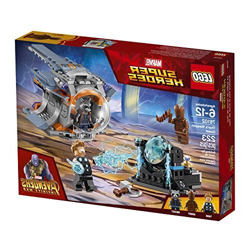 LEGO Avengers: Infinity Weapon 76102 Building Kit