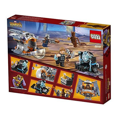 LEGO Marvel Avengers: Thor's Weapon Quest Building Kit
