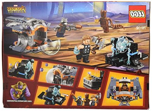 LEGO Marvel Super Weapon Quest 76102 Kit