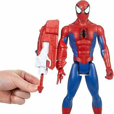 Marvel Spider-Man Hero Series Action Kids