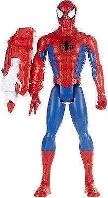Marvel Superheroes Spider-Man 12-InchTitan Hero Kids