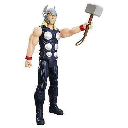 marvel titan hero series 12 inch thor